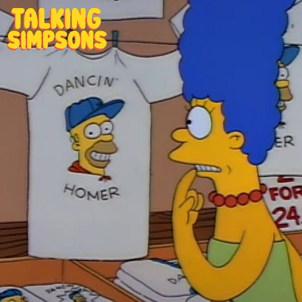 Talking Simpsons - Dancin' Homer (Revisited) With Mike Carlson