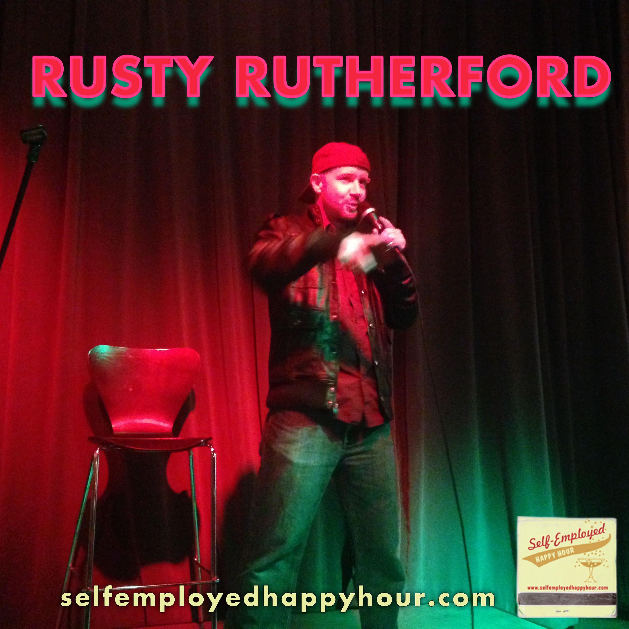 Rusty Rutherford