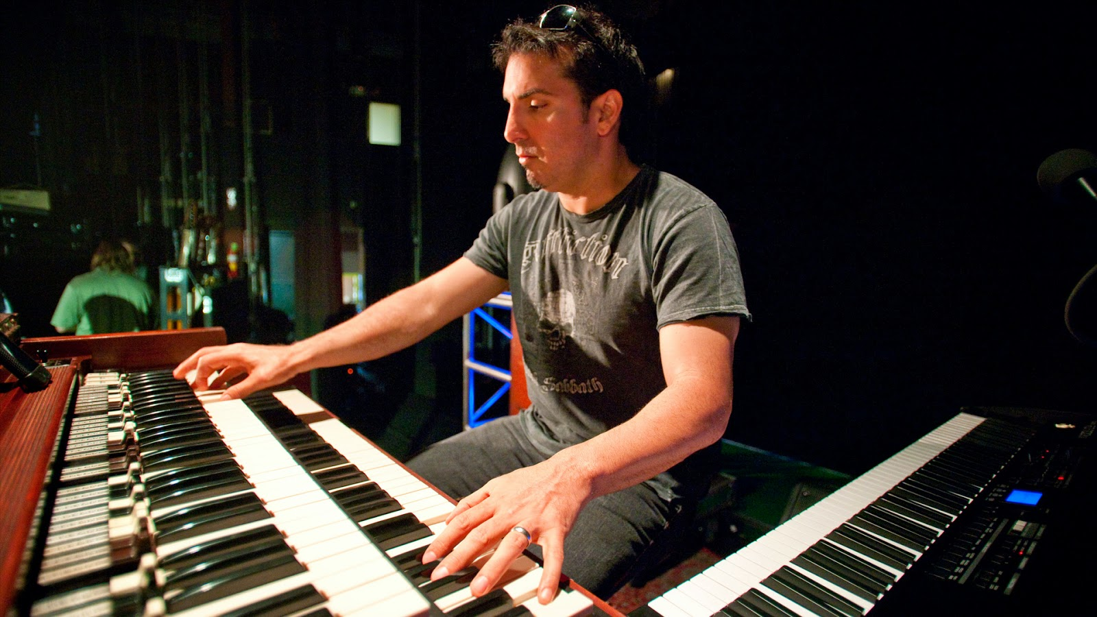 #199:Derek Sherinian/ Keyboardist,Dream Theater/ Black Country Communion