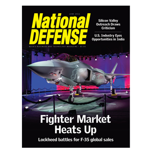 Lockheed Seeking More International F-35 Sales to Reduce Cost of Fighter - June 2016