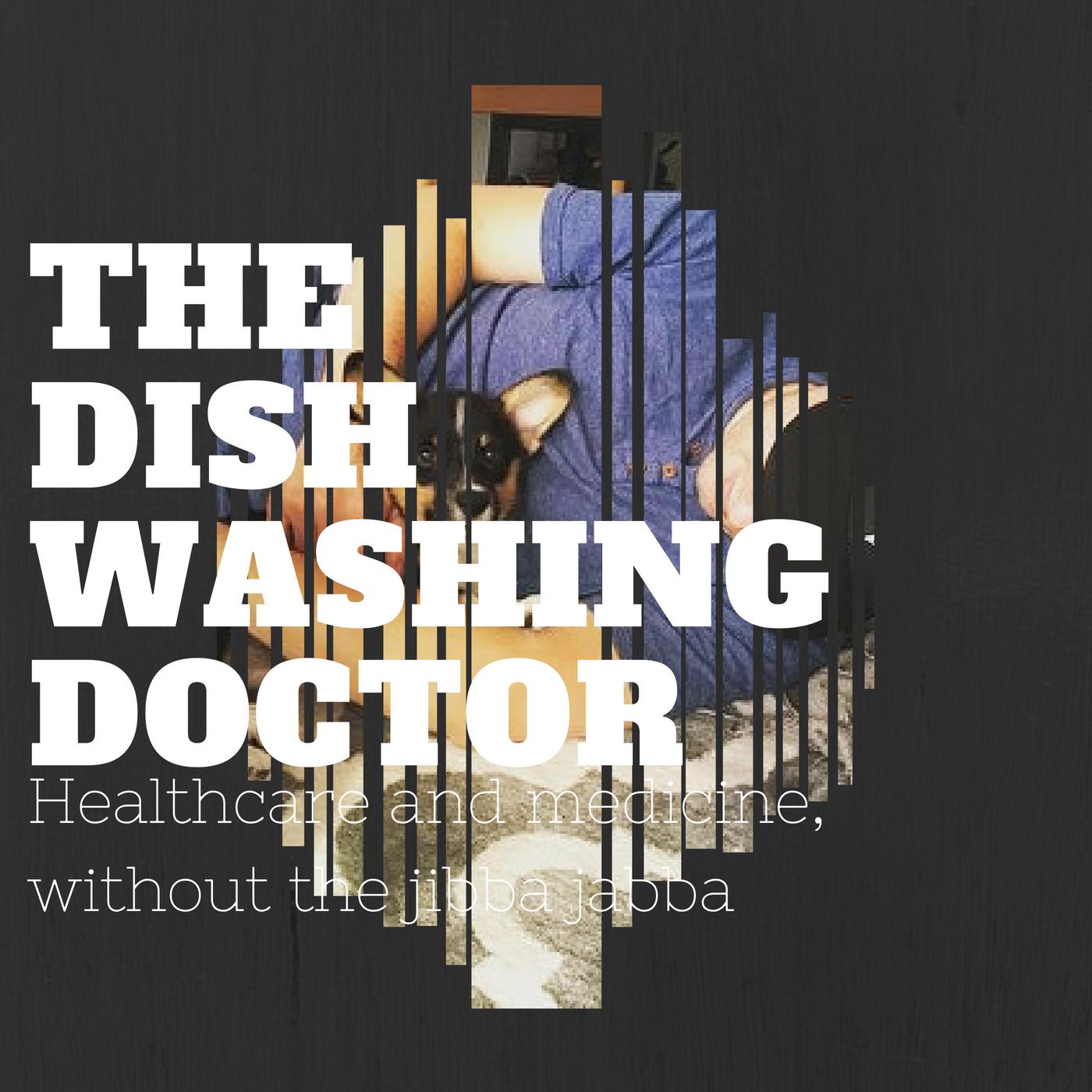 The dishwashing doctor show art