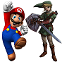 Back in Toons - Super Mario Bros & Legend of Zelda