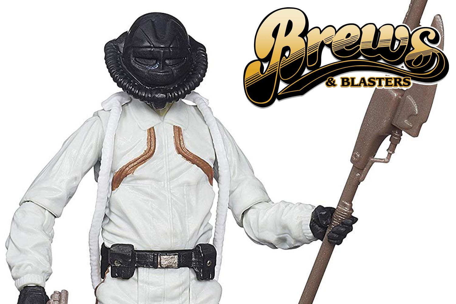 No jokes aside, this episode is all about action figures. No joking around at all, we swear. Oh yeah, and a contest! On this episode of Brews and Blasters, we aren't joking around at all: we're talking action figures for the entirety of this episode. We're definitely not singing the A-Team theme or anything like that. You might want to listen to the end, too, 'cause we got a contest going on! The Star Wars Party starts NOW! It's time for Brews and Blasters. Show Notes • Can you say…action figures? • Chris has some carded Kenners in acrylic. • Hasbro SDCC Exclusives o 40th Anniversary Boba Fett (Kenner Style) o Luke Skywalker Jedi Destiny o Sith Trooper o Retro Collection Darth Vader Prototype figure • Remembering importing SDCC exclusives from years past. • The Vintage Collection Jabba's Skiff Guard Set o Vidain (Skiff Pilot) o Vizam o Brock Starsher (Jabba's Skiff Guard) • The Vintage Collection Gammorean Guard • The Vintage Collection Death Star Gunner • The Vintage Collection R2-D2 (ANH) • The Vintage Collection Luke Skywalker (Crait) • Black Series Obi Wan Kenobi (TPM) • Black Series Ezra Bridger • Black Series Archive Darth Maul • Black Series Archive Scout Trooper • CONTEST! Links • Join Our Community: Discord Server • Subscribe: Apple Podcasts | Spotify | Stitcher | Google Play | Soundcloud | iHeart Radio | TuneIn | RSS • RetroZap Podcast Network: Apple Podcasts | Google Play | RSS • Social: BrewsAndBlasters.ninja | Facebook | Facebook Group | Twitter | Instagram • Email: brewsandblasters@retrozap.com • Voicemail: (978) 219-6688 • T-Shirts: TeePublic Store Support Brews and Blasters • If you like the show, please leave us an iTunes review. It helps, honestly, because more people will find the show. And if you take the time, we'll really, really appreciate it. Plus, you'll win an Oppo Award! Support These Things, Too • Go to JediNews and Fantha Tracks for ALL your Star Wars information! And, for the best Star Wars podcast reviews out there, head over to Roqoo Depot.