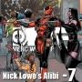 Artwork for MwaP Episode -7: Nick Lowe's Alibi