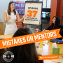 Artwork for #37: MISTAKES OR MENTORS - Daily Mentoring w/ Trevor Crane #greatnessquest
