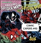 Artwork for Amazing Spider-Man #316 & #317: Comic Capers Episode #10