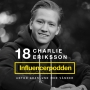 Artwork for 18. Charlie Eriksson - Skapade Aldrigensam, ett informationsprojekt om psykisk ohälsa