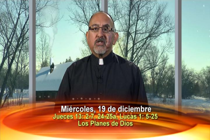 Artwork for Dios te Habla con Fr. Roberto Flores, SVD;  Tema el hoy:  Los planes de Dios