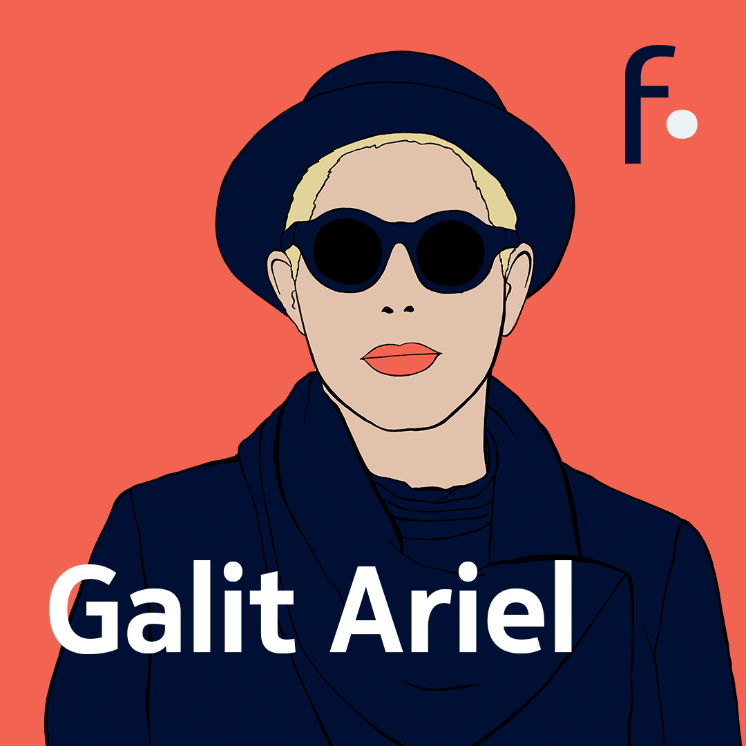 Augmenting Ourselves with Galit Ariel