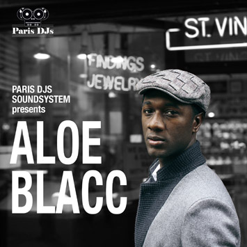 Paris DJs Soundsystem presents Aloe Blacc
