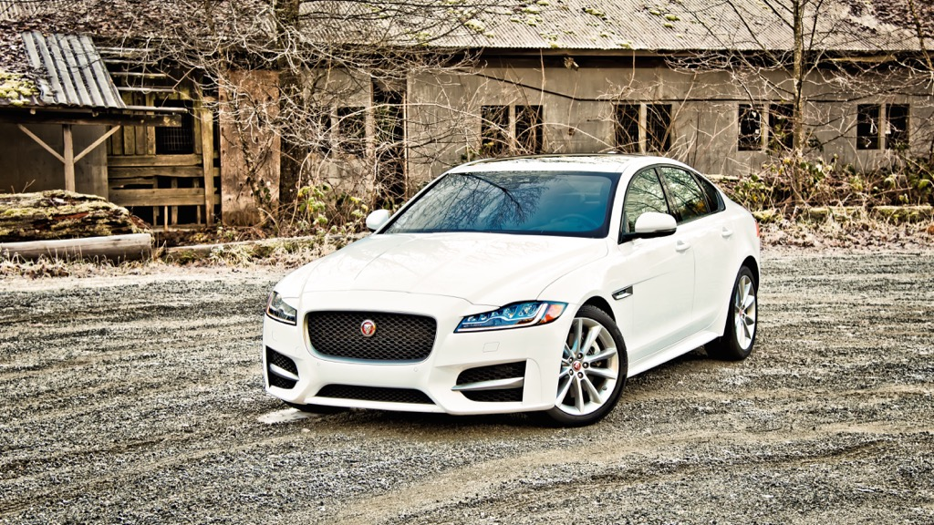 Artwork for 2016 Jaguar XF 35t R Sport