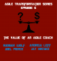 Artwork for The Value of an Agile Coach