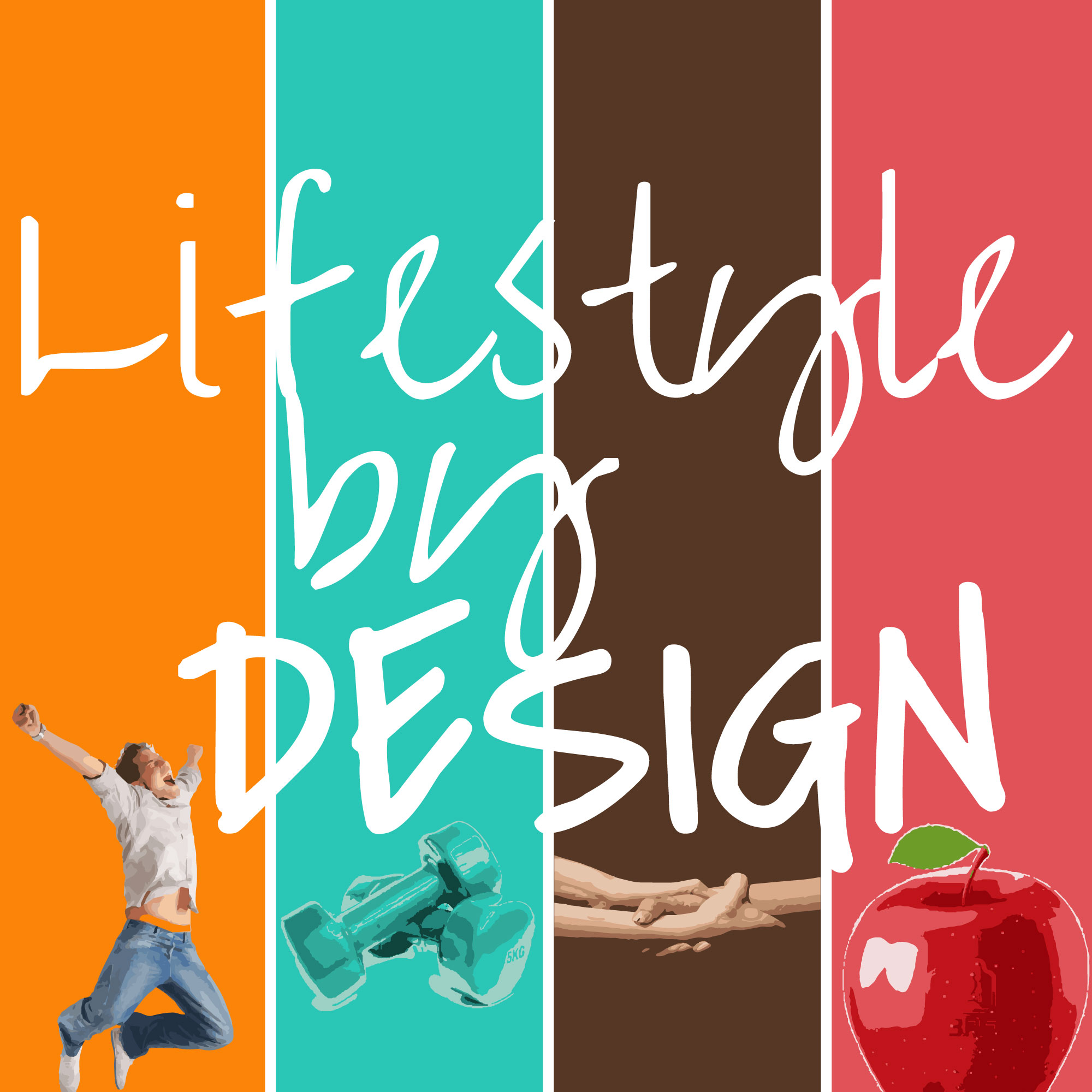 Lifestyle By Design: Helping You Solve Everyday Challenges   Occupational Therapy   Health and Well-Being   Self-Help show art