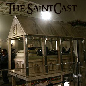 SaintCast #95, Must we believe in Miracles? Padre Pio unearthed, Damien soon to be saint? CUF,audio feedback @ +1.312.235.2278