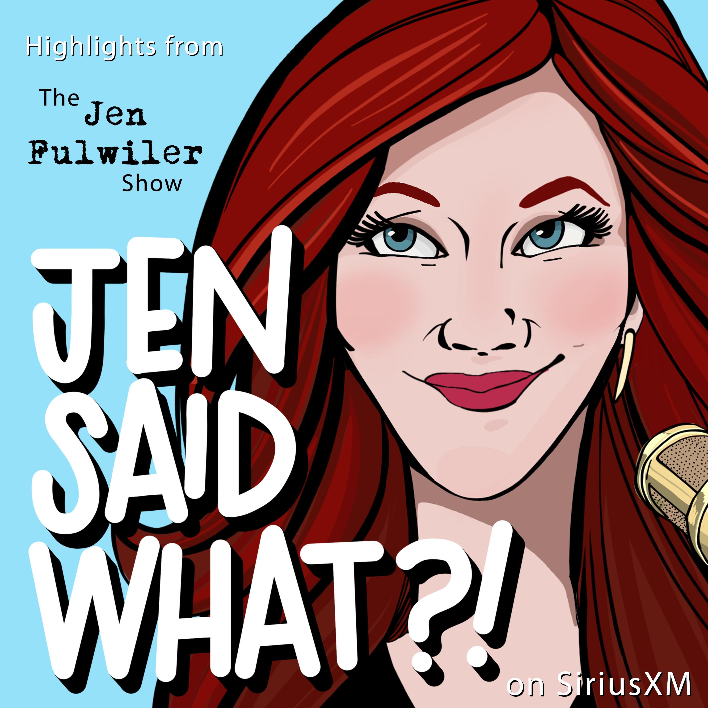 Jen Said What?! show art