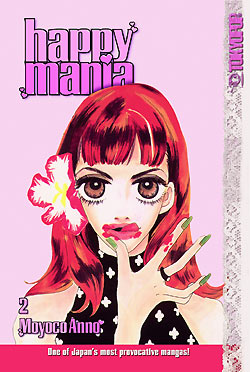 Manga Review: Happy Mania Volume 2