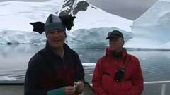 10:23 Campaign Against Homeopathy - Antarctic 2011