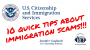 Artwork for 10 Quick Tips About Immigration Scams (audio only)