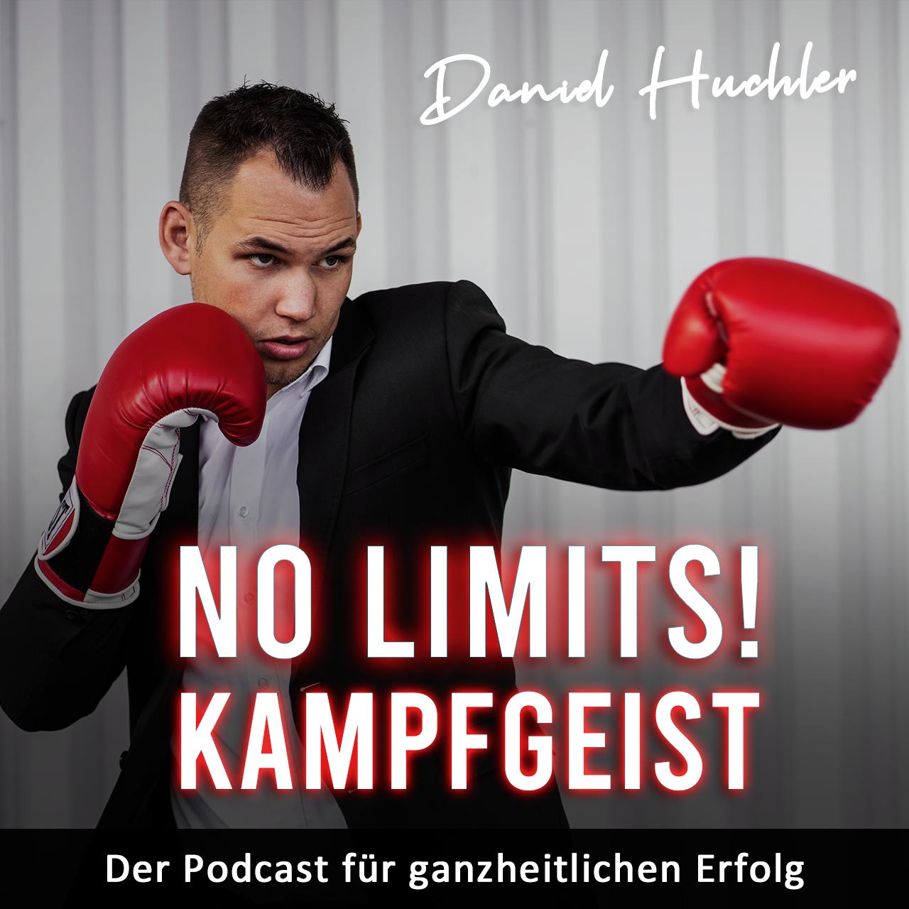 No Limits! Kampfgeist - mit Daniel Huchler show art