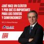Artwork for E005 ¿Qué hace un Clúster y por qué es importante para los eventos y convenciones?, con el Dr. Manuel Montoya