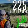 Artwork for 225 Clint Casper - Working Class Bowhunter