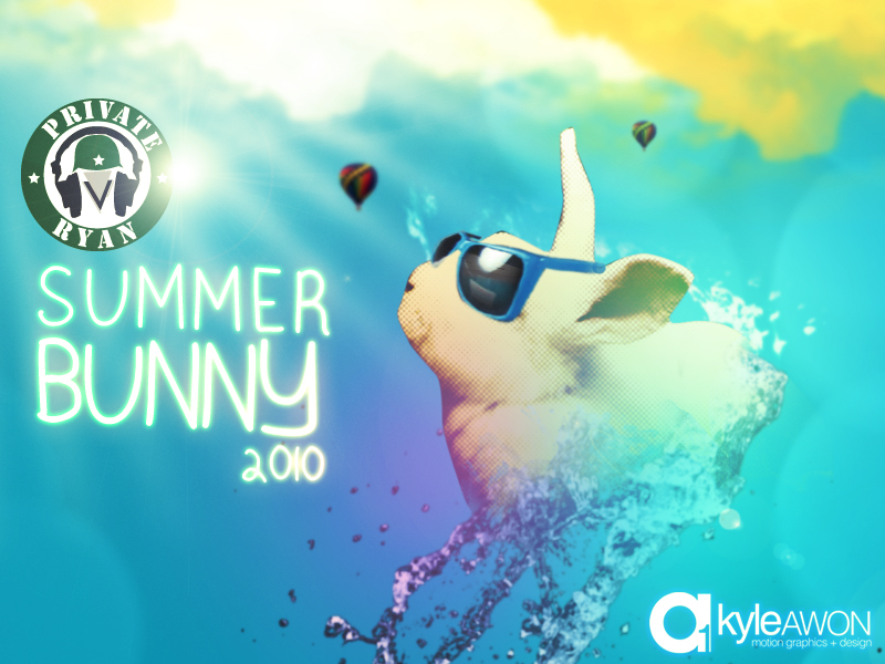 Private Ryan Presents Summer Bunny 2010 (Mainstream Hits for Summer 2010)