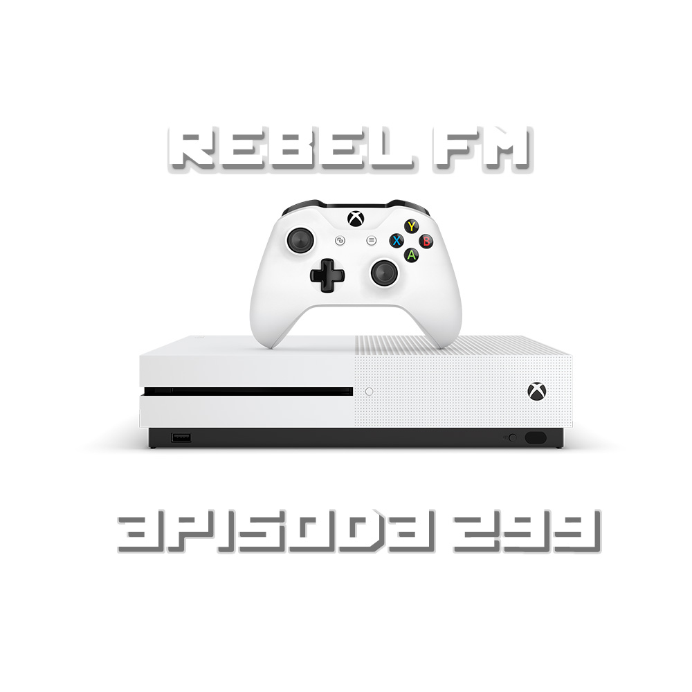 Rebel FM Episode 299 - 06/24/2016