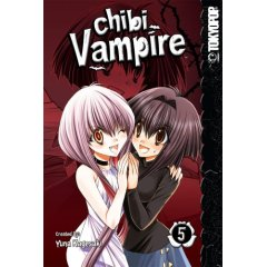 Episode 42: Chibi Vampire Volume 5 by Yuna Kagesaki