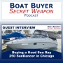 Artwork for How to Buy a Used Sea Ray SunDancer in Chicago with William