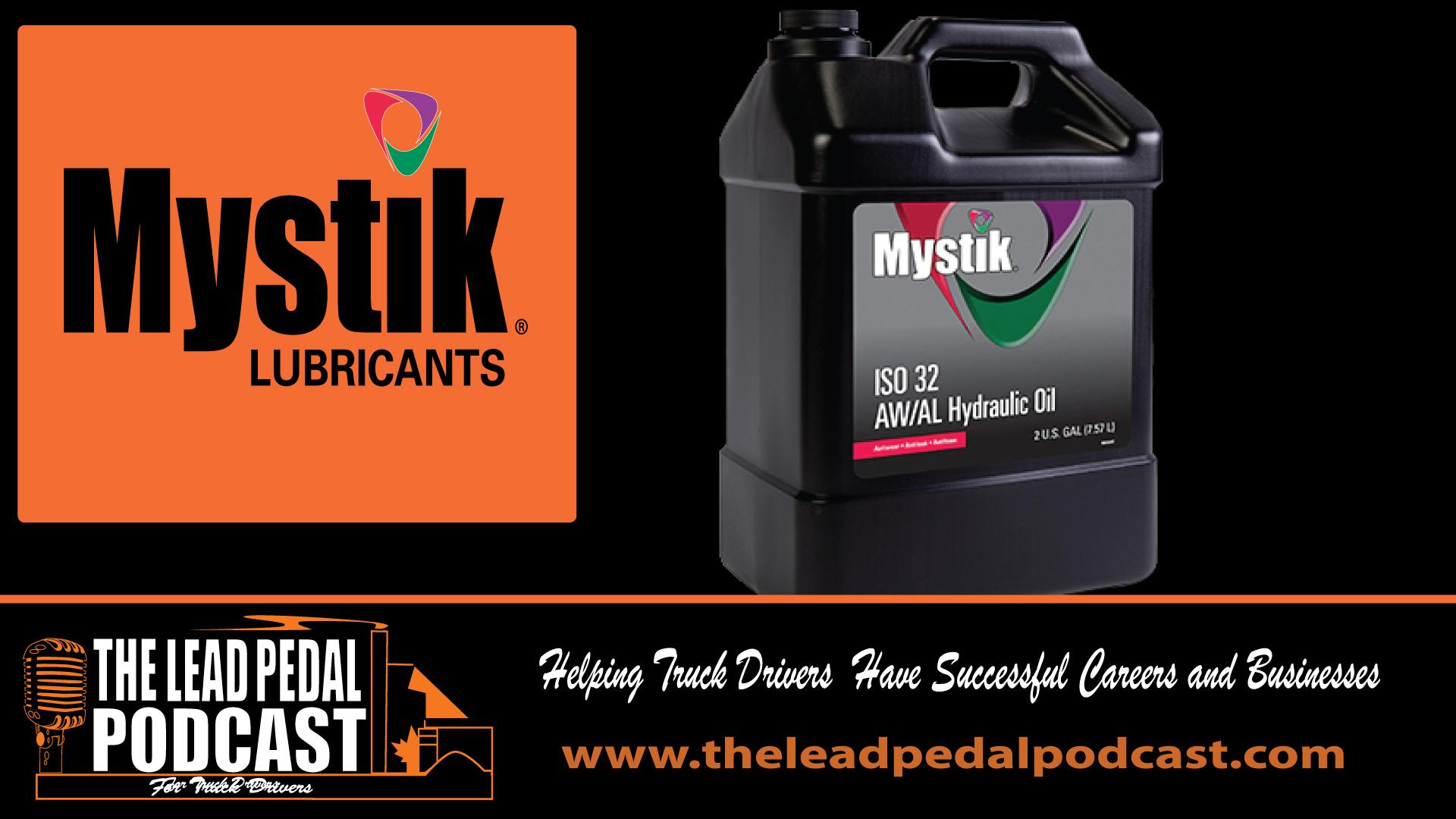 Mystik Hydraulic Oil