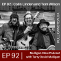 Artwork for EP 92 | Colin Linden and Tom Wilson