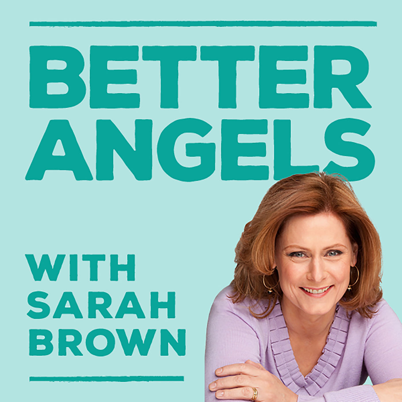 Better Angels with Sarah Brown show art