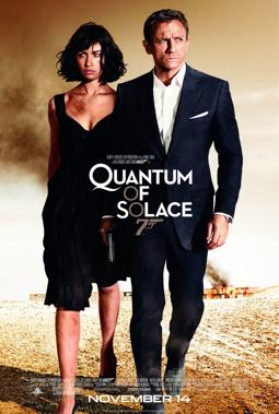 SNS #6 Quantum of Solace '08