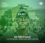 Artwork for Episode 17: Thinking Outside the Cage: the #Geo Community with Ed Freyfogle of OpenCage Data