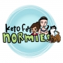 Artwork for #72: Real Food Keto For Beginners  -- Jimmy And Christine Moore