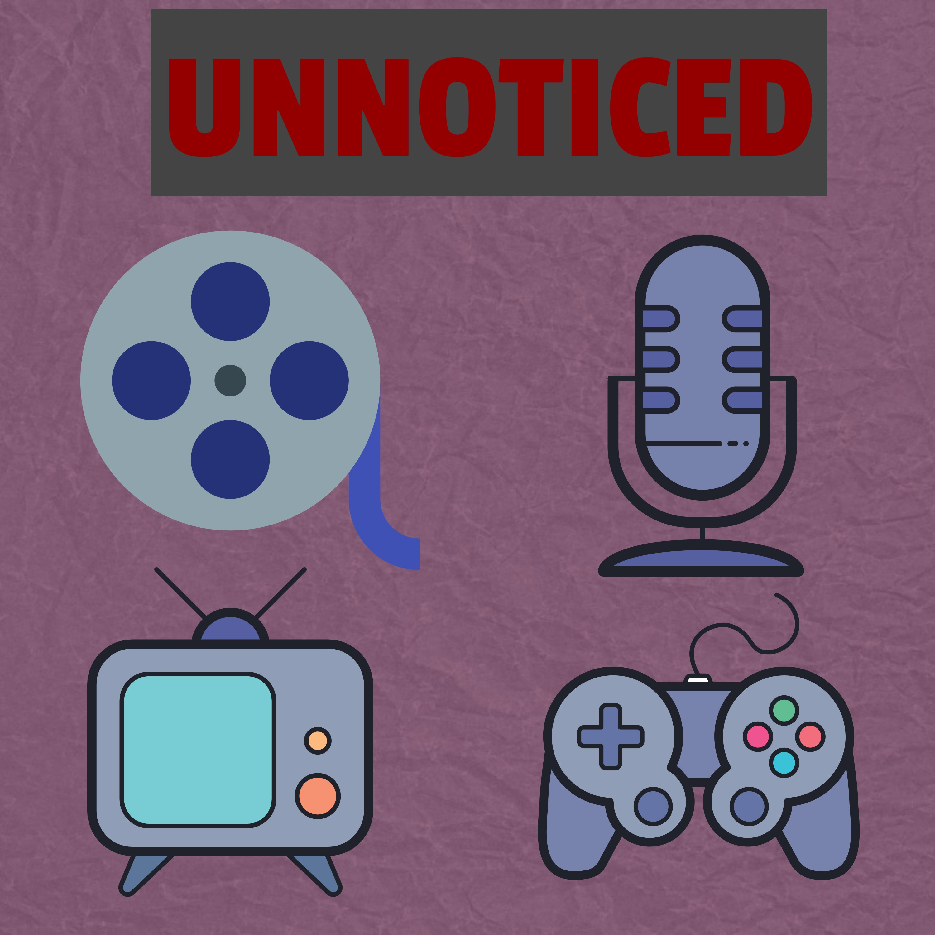 Unnoticed Podcast show image