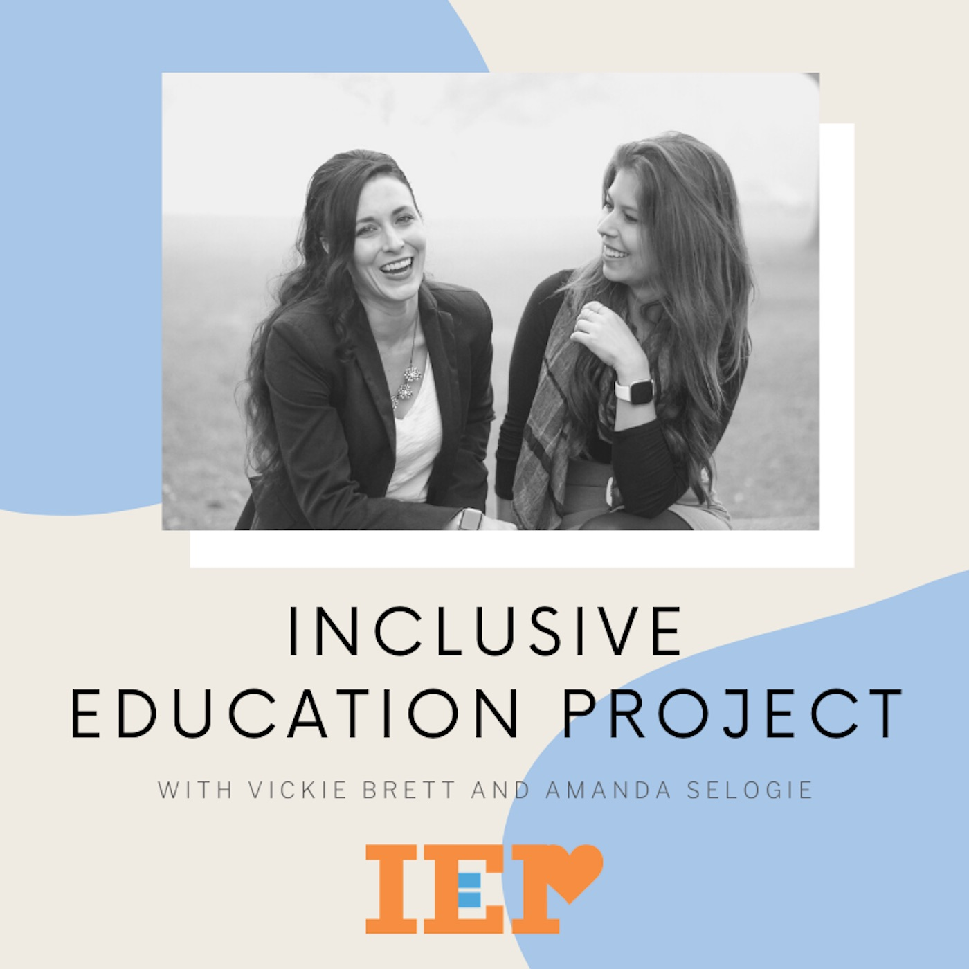 Inclusive Education Project Podcast show art