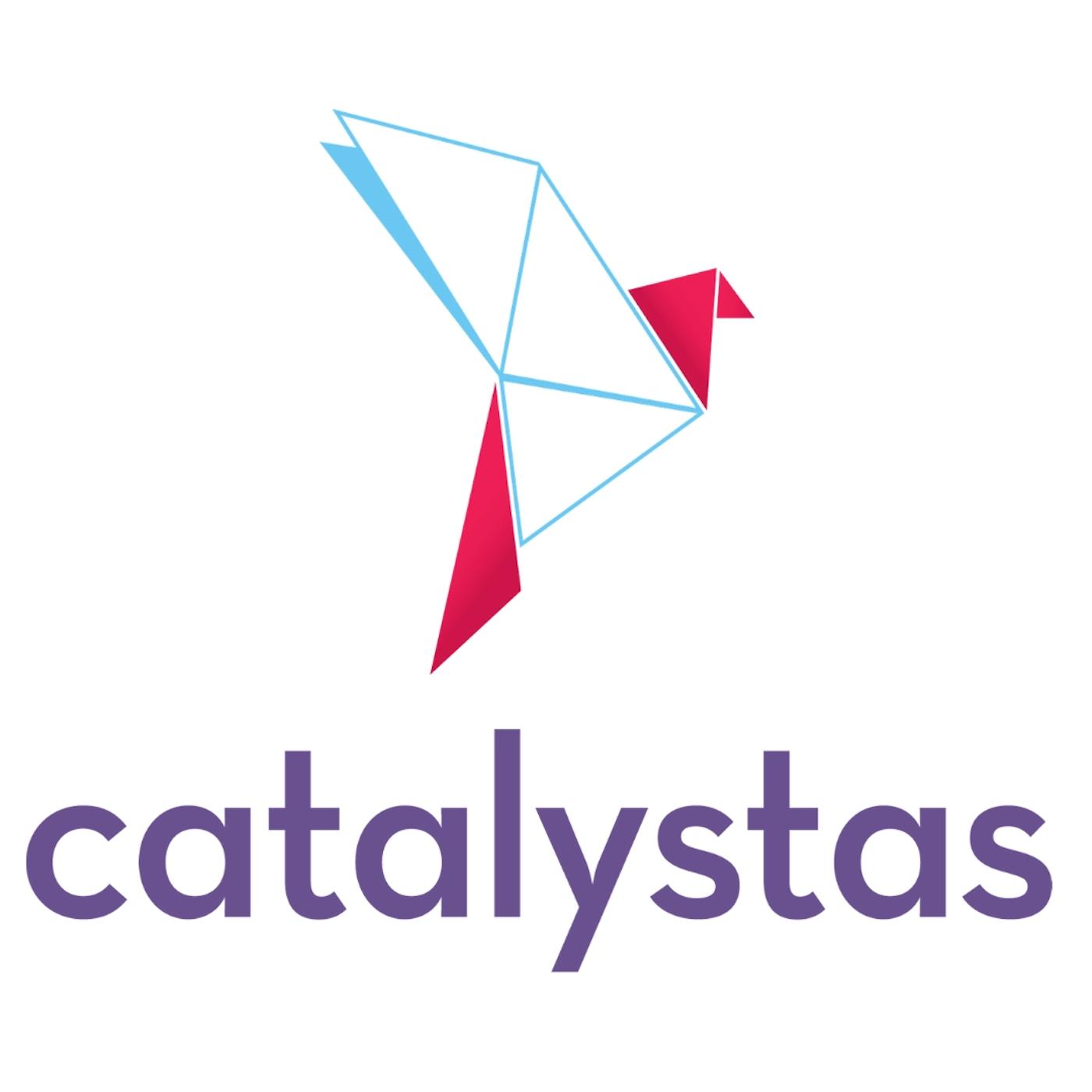 catalystas' podcast show art