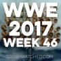 Artwork for WWE 2017 Week 46 WarGames/Survivor Series