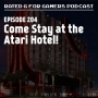 Artwork for Episode 204 - Come Stay at the Atari Hotel!