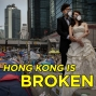 Artwork for #38 The System in Hong Kong is Broken | Antony Dapiran | China Unscripted