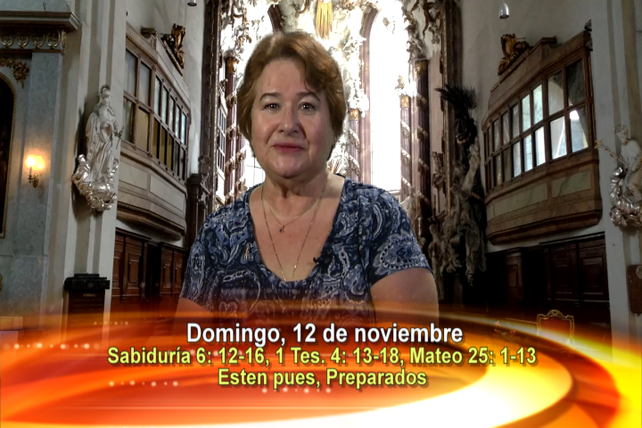 Artwork for Dios te Habla con Anne McCarthy  Tema el hoy:Esten pues, preparados, porque no saben ni el día ni la hora.
