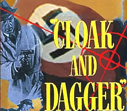 245-150126 In the Old-Time Radio Corner - Cloak and Dagger