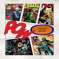 WIWC Comic Review Podcast 06 - Kingdom Come, Godzilla, X-Men, Guardians, Invaders