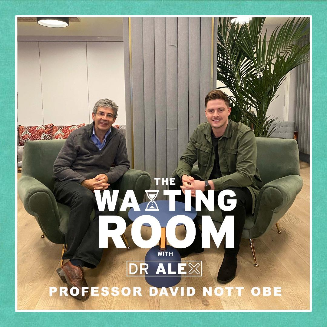 War Doctor: Trauma Surgery On The Front Line with Professor David Nott