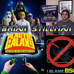 Interview with Brian Stillman (Plastic Galaxy)  - 80's Reboot Overdrive