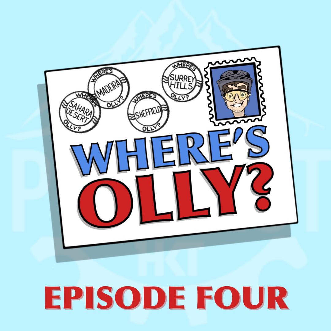 Where's Olly? Episode Four