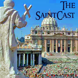 SaintCast #107, 4 New Saints, Landslide Jeopardy answers, Holy Grail, Faith Journey by Taq, St. Jokes, feedback@+1.312.235.2278