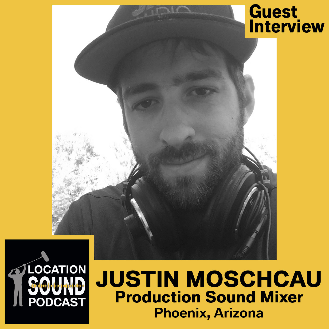 O66 Justin Moschcau - Production Sound Mixer based out of the Phoenix, Arizona area