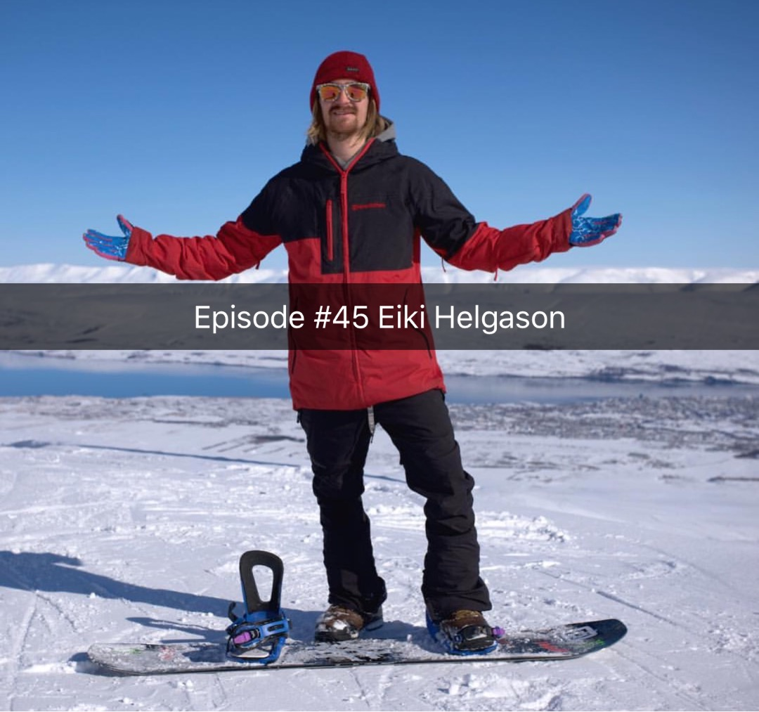 Eiki Helgason | Island Born | Monaco | Iceland | Road Biking | Lobster | Pickled Shark